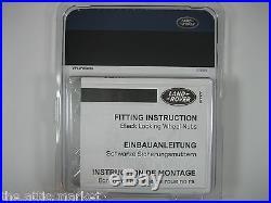 06-16 Range Rover / Range Rover Sport Gloss Black Wheel Lock Lug Nut Set
