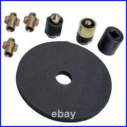 10pcs Master Locking Wheel Nut Removal Install Set Tool Kit
