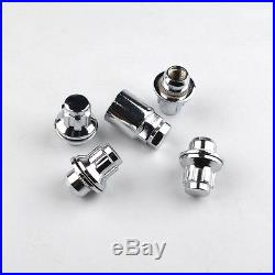 16 x HIGH QUALITY WHEEL LOCKING NUT FOR TOYOTA SEAT SECURITY BOLTS LUGS(M12x1.5)