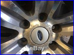2011 ford ranger alloy wheels 18. Including a full Set Of Nuts And Locking Nuts