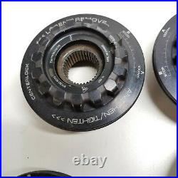 2014-2017 Porsche 911 Gt3 991 Center Wheel Lock Lug Screw Bolt Nut Kit Set Oem