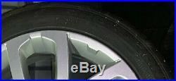 2015 Range Rover Evoque 4 Wheels With Studs And Locking Wheel Nut