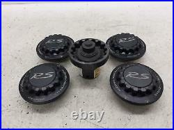 2016 PORSCHE 911 GT3 RS Set of 4 Wheel Bolts With Locking Nut Key