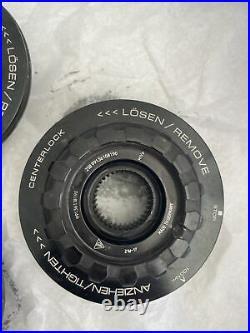 2018 Porsche 911 Gts 991 Center Wheel Lock Black Lug Screw Bolt Nut Kit Set Oem