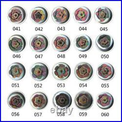 20 Pcs Wheel Lock Lugnut Anti-theft Screw Nut Removal Key Socket Set Fit For BMW