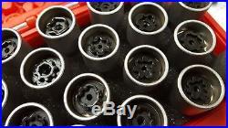 20pc Audi wheel Locking Nuts OEM T40073 MASTER WHEEL NUT LOCK SOCKETS 4152
