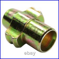 2 X Dynomec Blade C McGard Locking Wheel Nut Removal Tool Franklin AFT014 AFT25