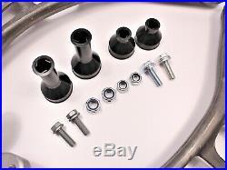 2x Genuine Metzger Suspension Arm Kit Hydraulic Bearing Set Front BMW