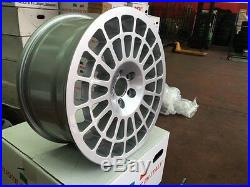 4 Wheels Locking Hubs Adapter Nut Red Monte Carlo 8x17 Lancia Delta Evoluzione