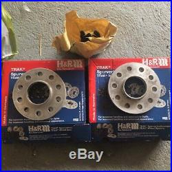 4 x H&R spacers for F80 BMW M3/M4 with Bimmec locking wheel nuts and bolts. 10mm