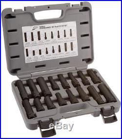 ATD Tools 3065 16-Piece Locking Wheel Nut Master Key Set