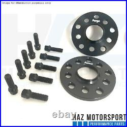 Alloy Wheel Spacer Kit 11mm Front/Rear + Extended Bolts Locking Nuts Audi S4 B9