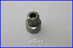 Audi Vw Vag Seat Skoda Locking Wheel Nut Bolt Key B54 / 9 Rib Type New