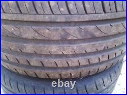 BMW E85 Z4 Genuine 16 Alloy Wheels & 225/50 r16 Tyres inc nuts & locking withnut