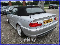 Bmw E46 330 M Sport Convertible Locking Wheel Nut Alloy Bbs Breaking