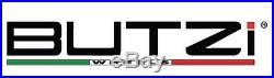 Butzi 12x1.5 Chrome Anti Theft Locking Wheel Bolt Nuts & 2 Keys for Kia Sportage