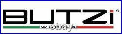 Butzi Chrome Anti Theft Locking Wheel Bolt Nuts & 2 Keys Size 14x1.50 (TypeGG)