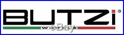 Butzi Chrome Anti Theft Locking Wheel Nut Bolts & 2 Keys Set for Vauxhall Corsa