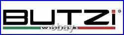 Butzi Chrome Plated Anti Theft Locking Wheel Nut Bolts & 2 Key to fit Fiat Doblo