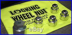 Custom Locking Wheel Nut Key Bags Bespoke Promotional Gifts Motor Trade X 500