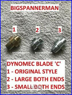 DYNOMEC Blade C FOR LOCKING WHEEL NUT REMOVER CHOOSE STYLE USED BY AA RAC