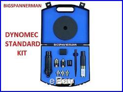 DYNOMEC Locking Wheel Nut Removal Tool Set used by AA / RAC / GARAGE / TYRES