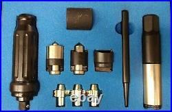 DYNOMEC Locking Wheel Nut Remover Set