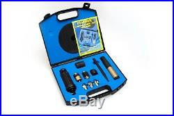 DYNOMEC Locking Wheel Nut Remover Set. Used by the AA and RAC. LATEST KIT. DY1000