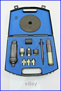 DYNOMEC Locking Wheel Nut Remover Set as used by the AA and RAC