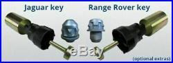 DYNOMEC XL Locking Wheel Nut Remover Set Used by AA & RAC DY1000XL 5x FREE BLADE