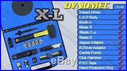 Dynomec Extra Large Locking Wheel Nut Removal Kit Dy025xl