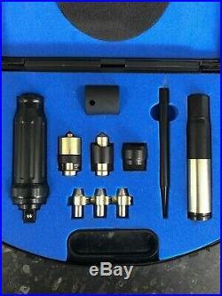 Dynomec Locking Wheel Nut Remover Set as used by the RAC and AA (Latest Kit)