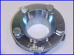 Ferrari 365 Splined Wheel Hub Bolts Nuts Retainer Lock Plates GTB4 Daytona