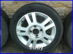 Ford Ka Luxury Alloy Wheels by Pininfarina with Locking Nut etc