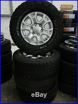 Ford Ranger X4 Alloy Wheels Alloys/Tyres With Wheel Nuts/Locking Nuts