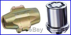 Franklin Dynomec Locking Wheel Nut Removal Tool Set