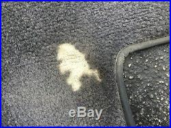 Genuine 987 Porsche Cayman 2007 Wheel Nuts Locking Centre Caps Matts Sill Ends