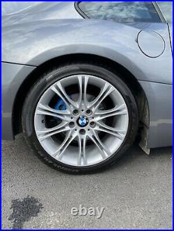 Genuine BMW Alloy Wheels E85/86 For Z4 Coupe With Bolts And Locking Nut