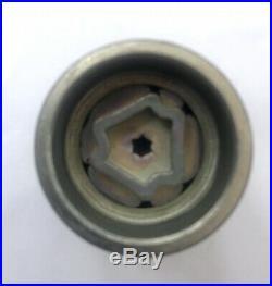 Genuine Fiat Replacement Wheel Locking Bolt Nut Key In Stock Code 274