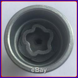 Genuine Fiat Replacement Wheel Locking Bolt Nut Key In Stock Code 279