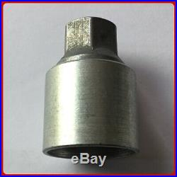Genuine Fiat Replacement Wheel Locking Bolt Nut Key In Stock Code 280 Letter X