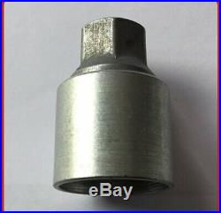 Genuine Fiat Replacement Wheel Locking Bolt Nut Key (We Stock Them All)