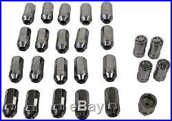 Genuine GM Accessories 17801711 Wheel Lock and Nut Package