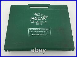 Genuine Jaguar Locking Alloy Wheel Lock Nut Key Master Set X S Type Xj Xk Xf X35