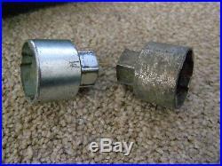 Genuine Jaguar Workshop Locking Wheel Nut Key Master Set Xj Xf X S F Type Xk
