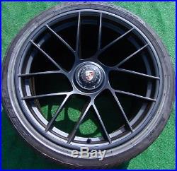 Genuine Original OEM Factory Porsche 911 GTS CENTER LOCK WHEEL LOCKING HUB NUT