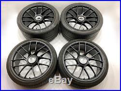 Genuine Porsche 991 Turbo S 911 Centre Lock Nut 20' Alloy Wheels Tyres 997 Gt3