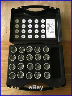 Genuine VW Locking Wheel Nut Master Set T20213