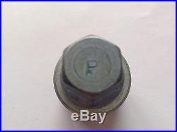 Genuine Vauxhall Locking Wheel Bolt / Nut Key 193 P