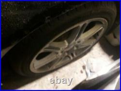 Honda CIVIC Ep3 Type R 01-20 Genuine 17 Alloy Wheels, Good Tyres, Locking Nut